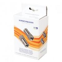 Hirschmann Push on F-Connectoren 10Stuks (POFC070)