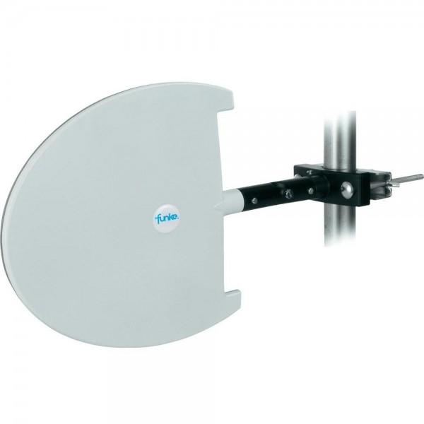 Funke odsc100 dvb t digitenne buitenantenne odsc 100 345t for Orientation antenne tnt exterieur